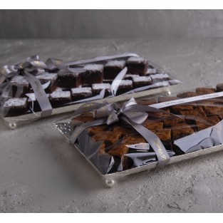 Brownies Tray