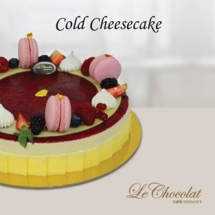 Cold Cheesecake