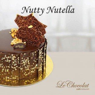 Nutty Nutella