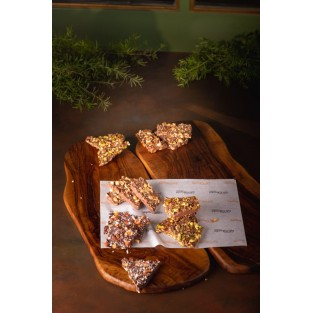Assorted Chocolate Brittle