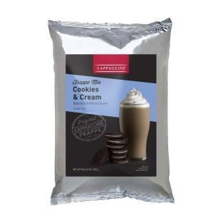 Cappuccine Cookies & Cream Mix - 3 lb Bag
