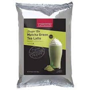 Cappuccine Matcha Green Tea Mix - 3 lb Bag