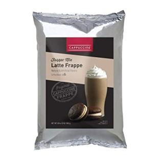 Cappuccine Latte Frappe Mix - 3 lb Bag