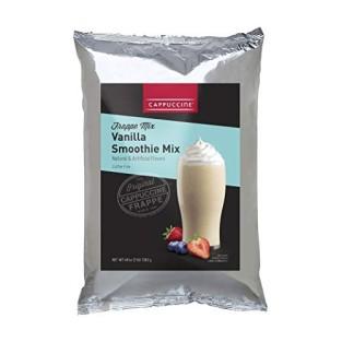 Cappuccine Vanilla Smoothie Mix - 3 lb Bag