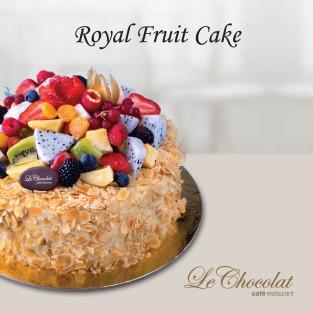 Royal Fruit Cake