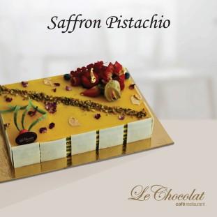 Saffron Pistachio